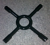 A8040 черный крестик