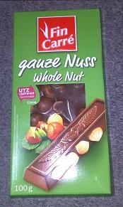Ganze Nuss -с целыми орехами  100гр