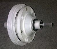 ST-030 шлицы  вал 37мм