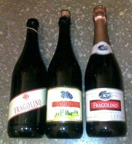 Fragolino красное 0.75L