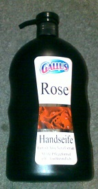 Gallus ROSE черное 1л