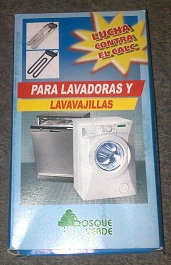 PARA Lavadoras от накипи 200гр