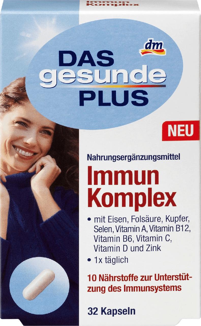 Immun Complexe 32 kaps
