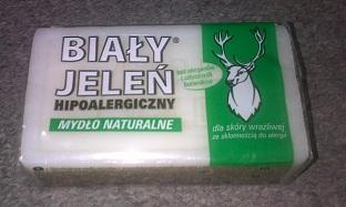Bialy Jelen  хозяйственное (прозрачная пачка)