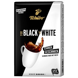 Tchibo black and white 500g