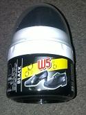 Крем для обуви черный