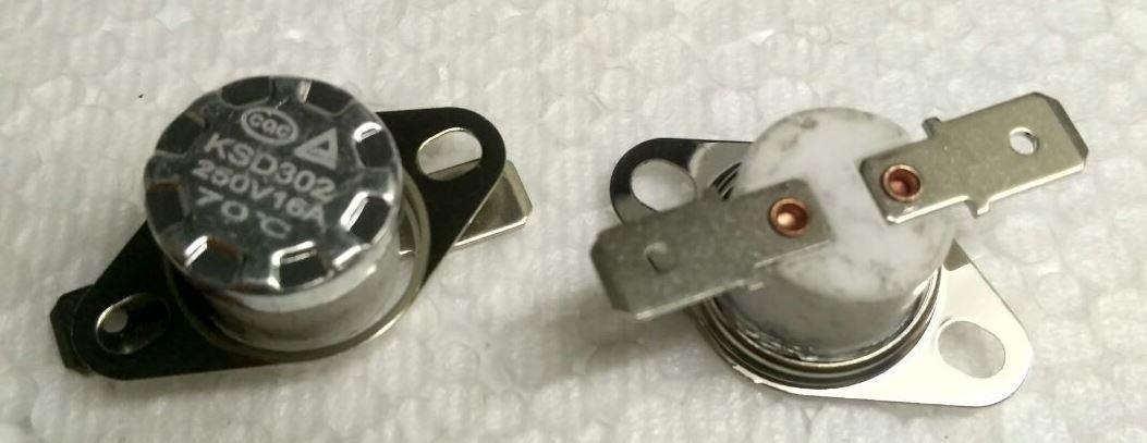 KSD-302-70* 16A