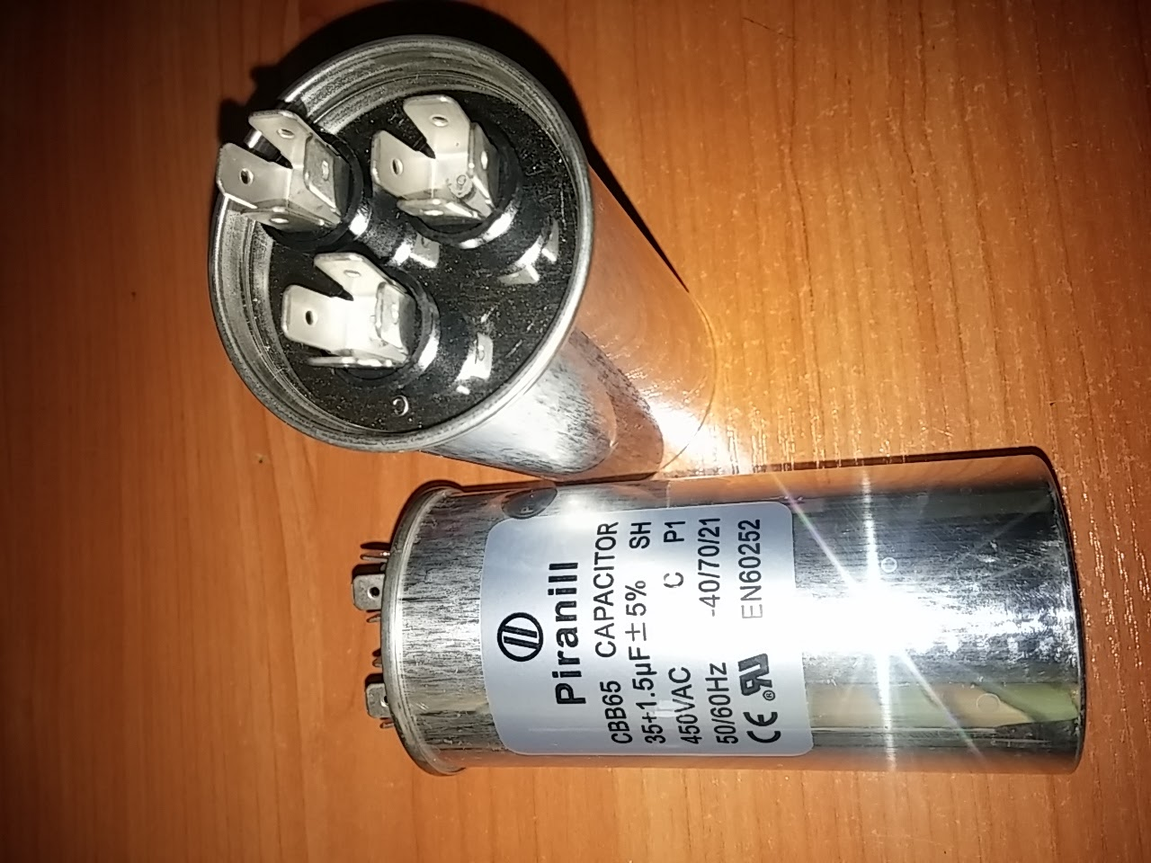 CBB65 35+1,5mkf метал