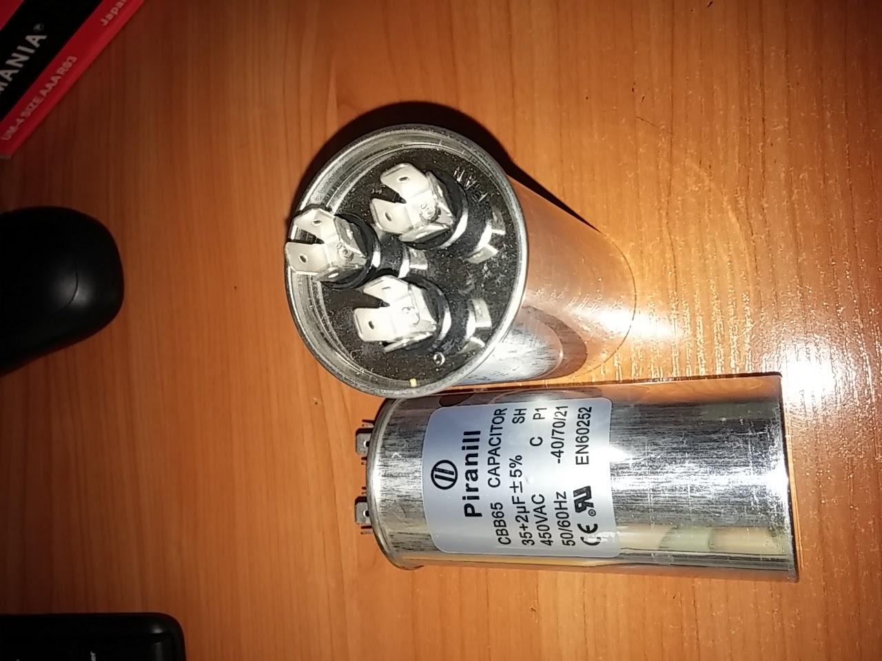 CBB65 35+2,5mkf метал
