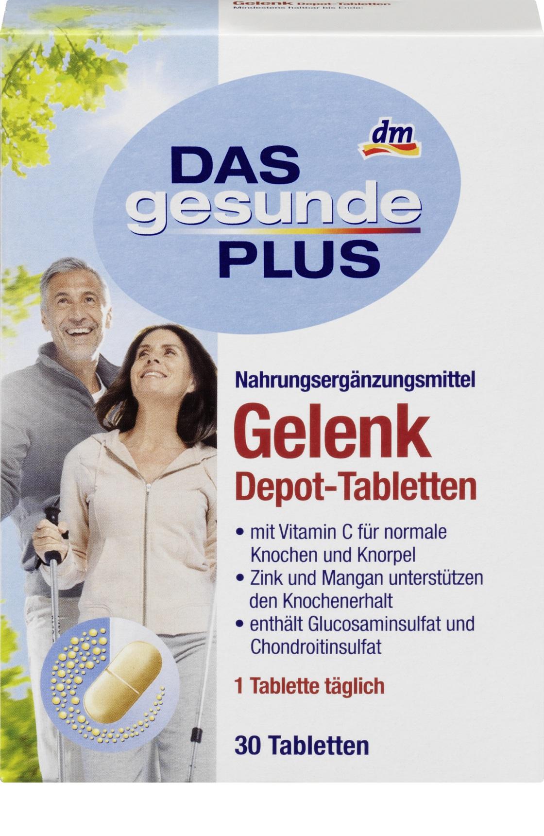 Gelenk depot-tabletten,30 табл