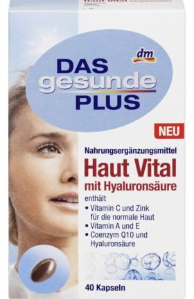 Haut Vital 40 капс