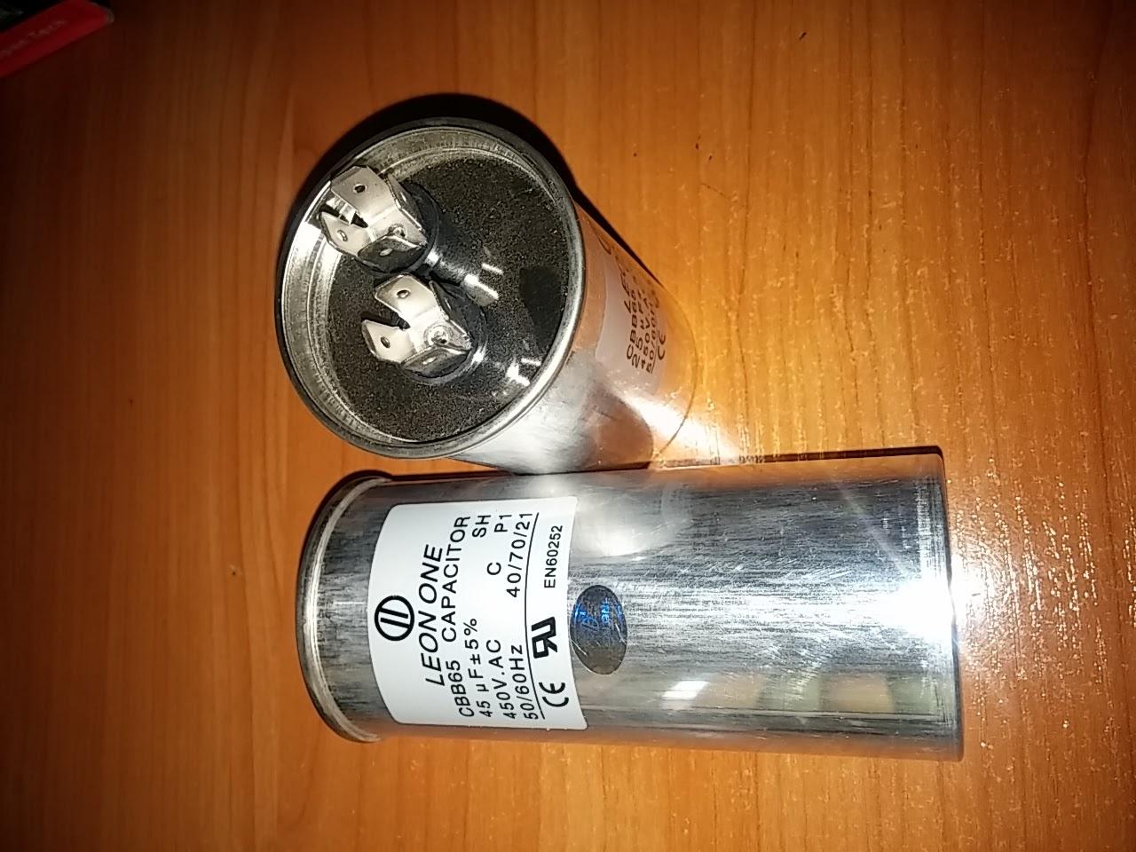 CBB65 45mkf метал