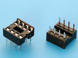 8 pin DIP панелька
