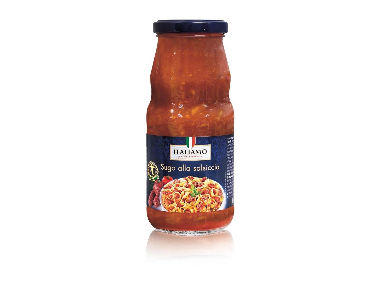 Соус для макарон sugo alla salsiccia 360г