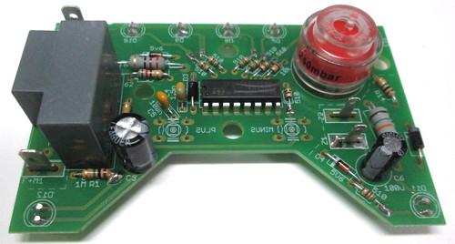 00759591 модуль мотора