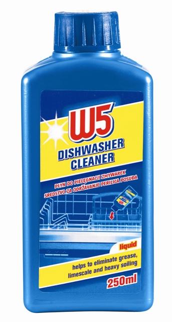 Dishwasher cleaner (синяя бутылка)(с)
