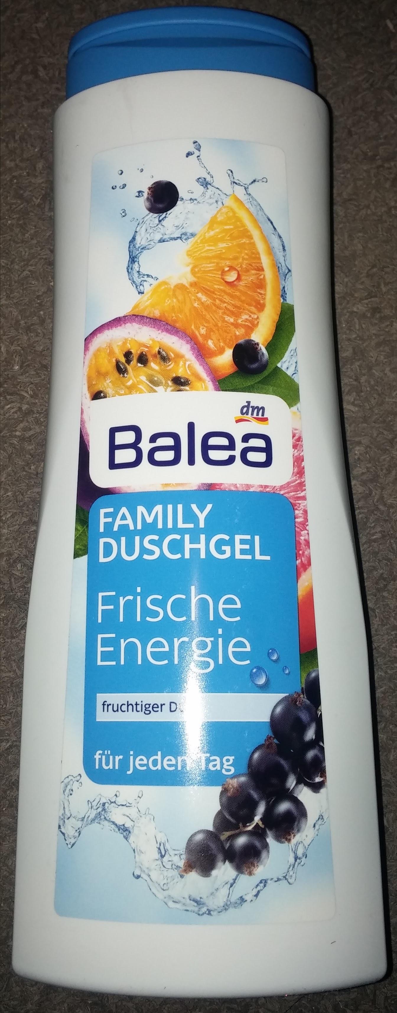 family duschgel 0.5l