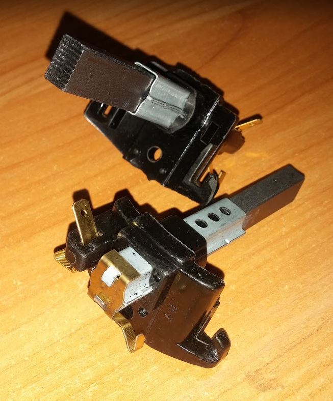 BRV-6510 щетки  мотора