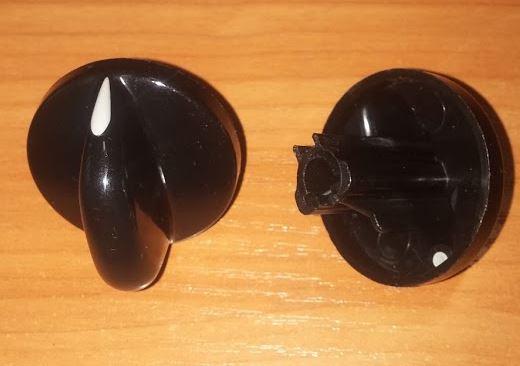 GF-012  черная с капелькой