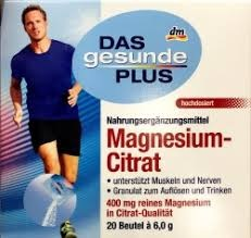 Magnesium-citrate пакетики