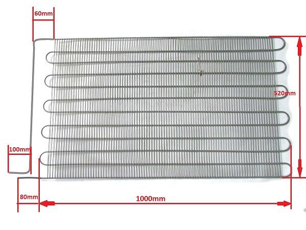 решетка 1000*520  (Ф15)