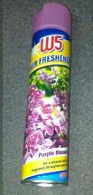 Освежитель спрей Purple Blossom ( сирень) 300ml