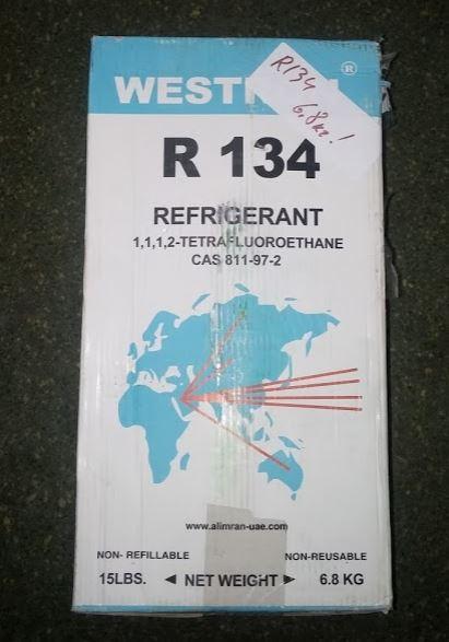 R134a * 6.8kg