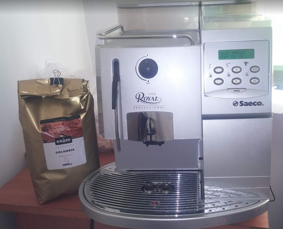 Кофемашина Saeco Royal