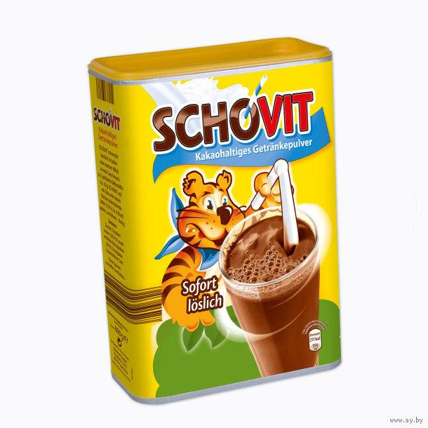 SchoVit  800gr какао