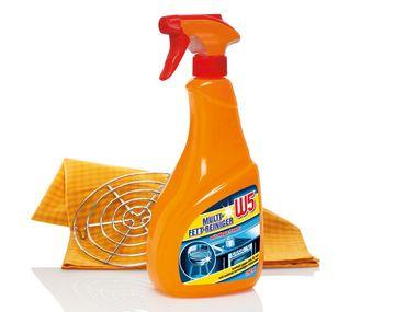Multi Fett+T 750мл оранжевый